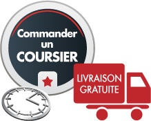 commander un coursier